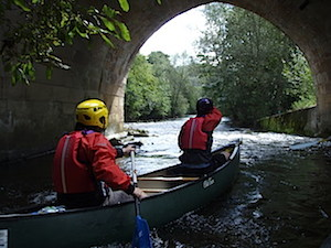 Peak and paddles adventure activities near Matlock Bath, Peak District.