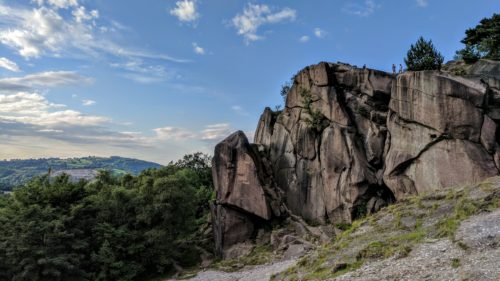 Post image for Black Rocks Country Park